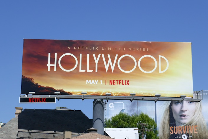 Hollywood limited series billboard