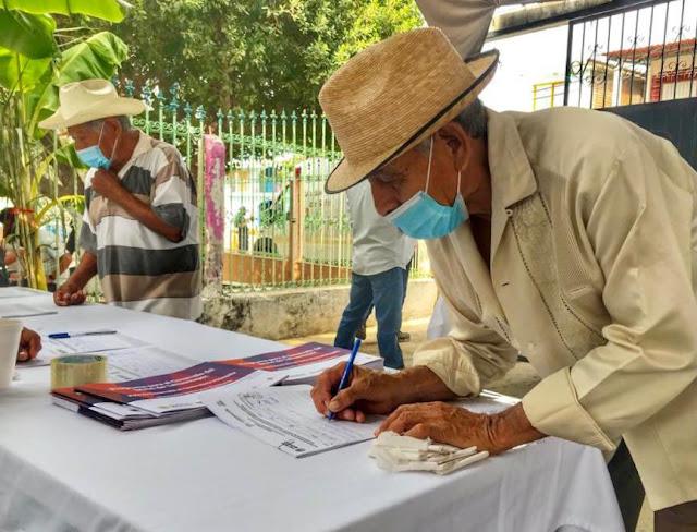 Pueblos indígenas del Istmo de Tehuantepec evalúan Polos de Desarrollo para el Bienestar