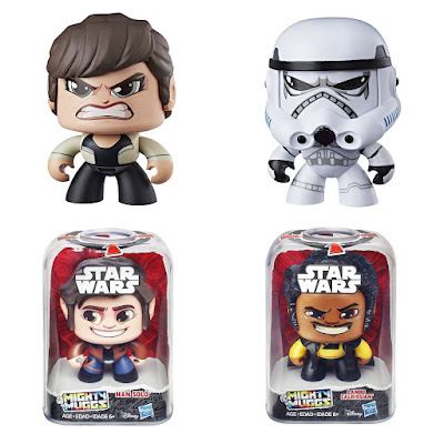 Solo: A Star Wars Story Mighty Muggs Mini Figure Collection by Hasbro