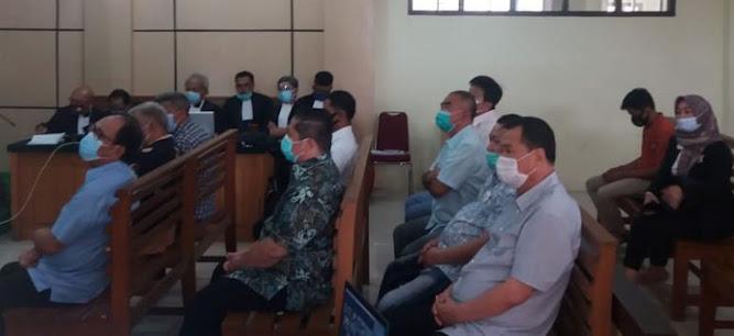 sidang kasus suap rapbd jambi