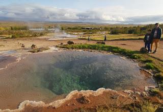 Área Geotérmica de Geysir. Círculo Dorado, Golden Circle. Islandia, Iceland.