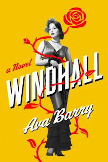 book cover of Windhall by Ava Barry