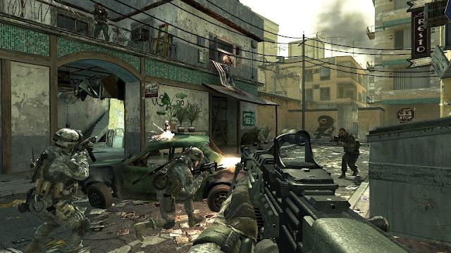Call Of Duty Modern Warfare 2 - Xbox 360 - Captura 3