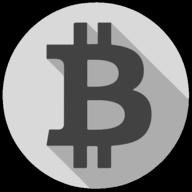 bitcoin whiteout icon