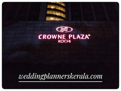 crown plaza kochi