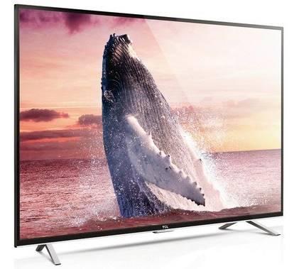 Smart TV da TCL vem com tela de 55 polegadas em 4K Ultra HD