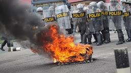 Polisi Berhasil Lerai Kerusuhan di Lapas Kelas II B Muara Tebo