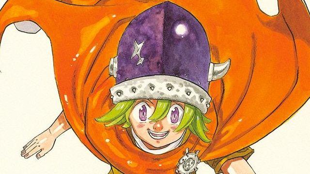 Mokushiroku no Yonkishi Manga 2