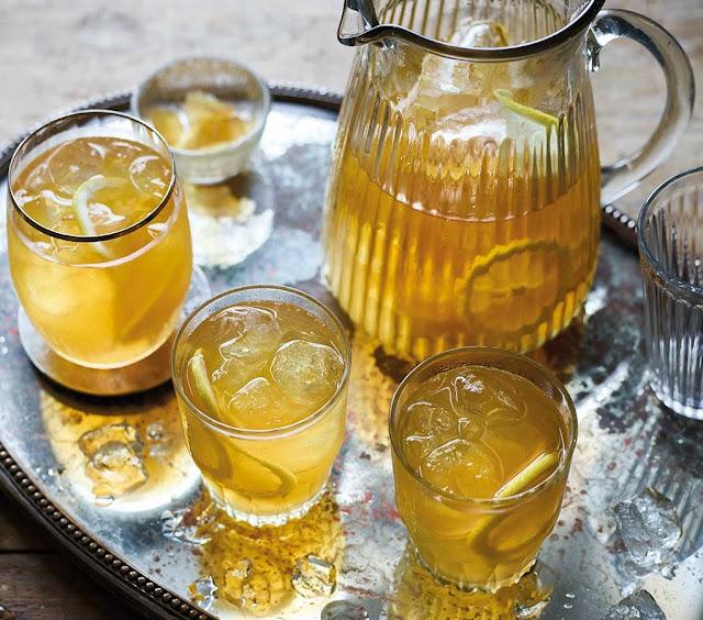 Fiery Rum Punch Recipe
