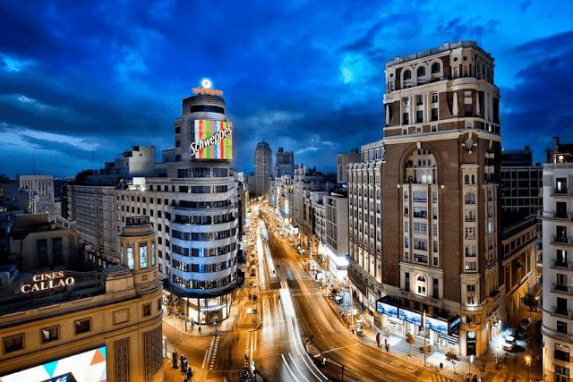 Alojamiento barato en Madrid para 2 personas