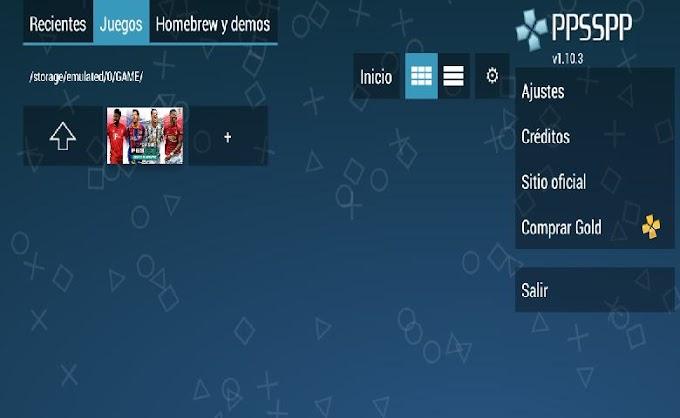 Cara Pasang Game Ppsspp di Hp Android