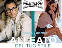 Logo Concorso ''Wilkinson ''Alleato del tuo stile'': vinci shopping card da 300€