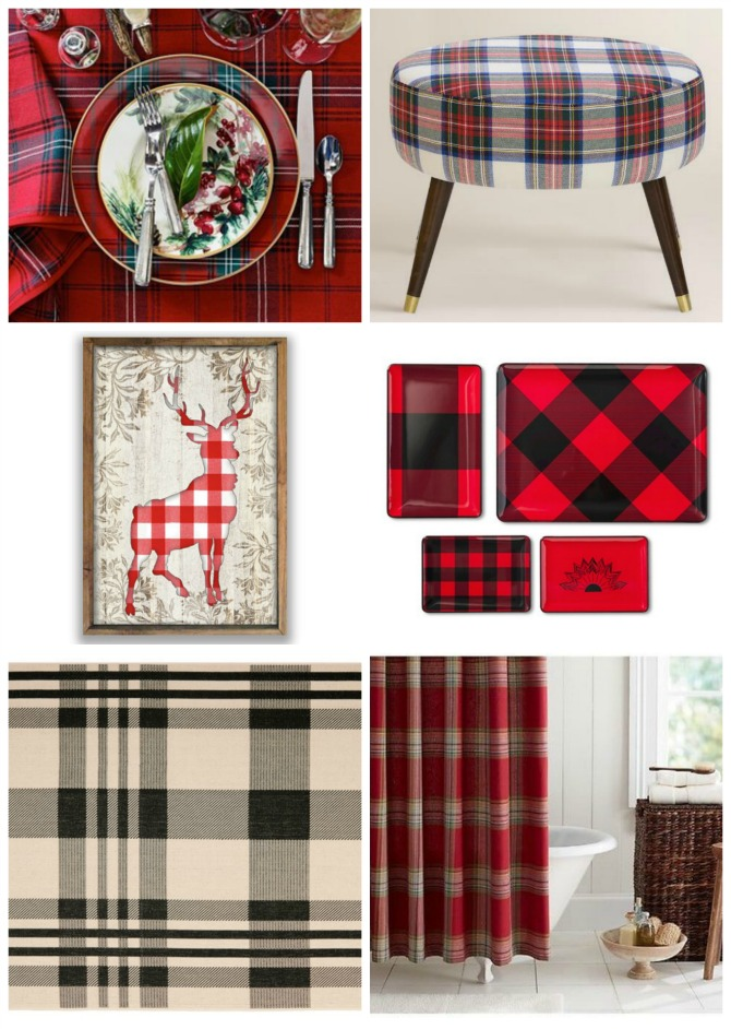 Holiday Gift Guide To Shopping For Plaid Diy Beautify