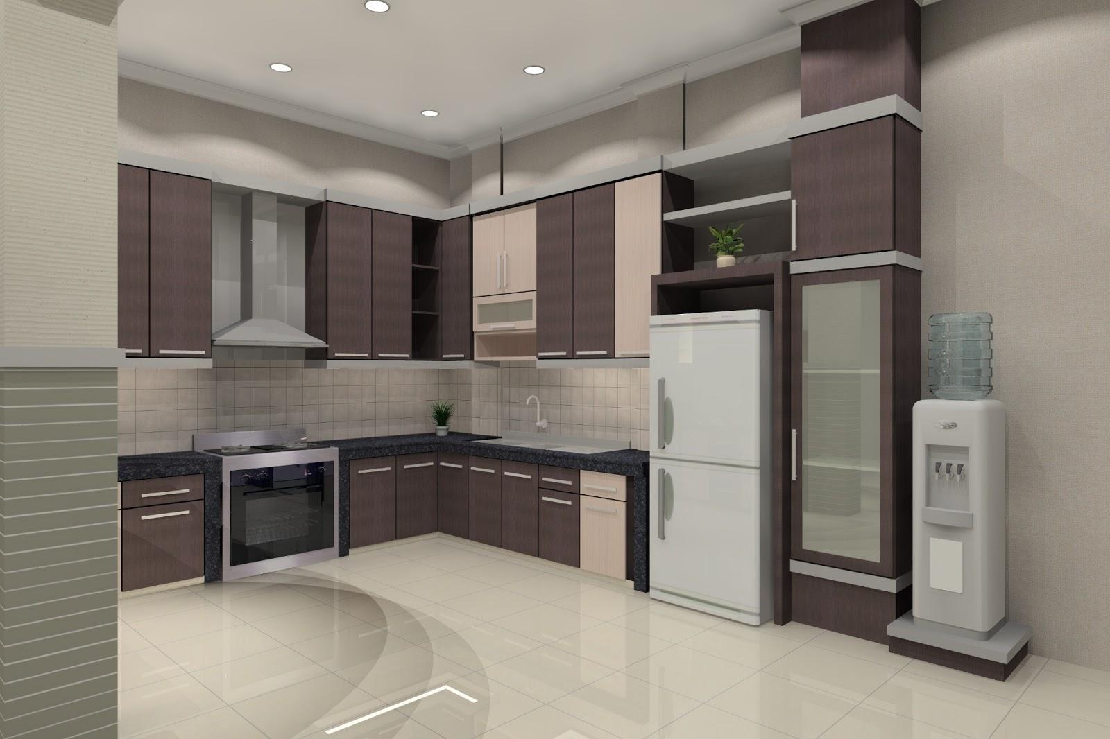 Gambar Model Desain Dapur Minimalis Terbaru