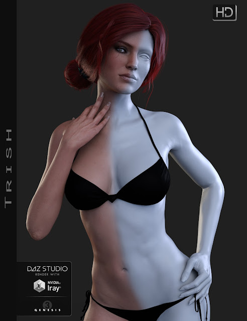 Trish HD for Victoria 7