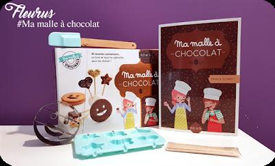 Blog PurpleRain - Livre Fleurus Ma Malle à chocolat