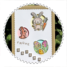 Hase Stampin up
