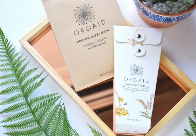 ORGAID Organic Face Polish Review