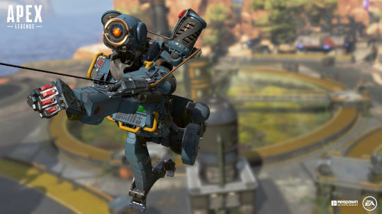 Apex Legends - Pathfinder Grappin - Full HD 1080p