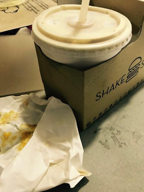 Shake Shack - Common Man Coffee Roaster shake