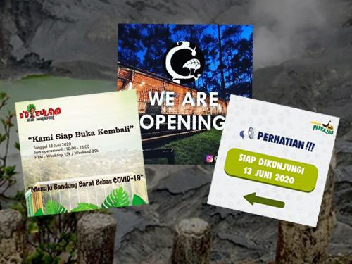 Info dan Tips Berwisata ke Bandung Saat Destinasi Mulai Dibuka 13 Juni 2020
