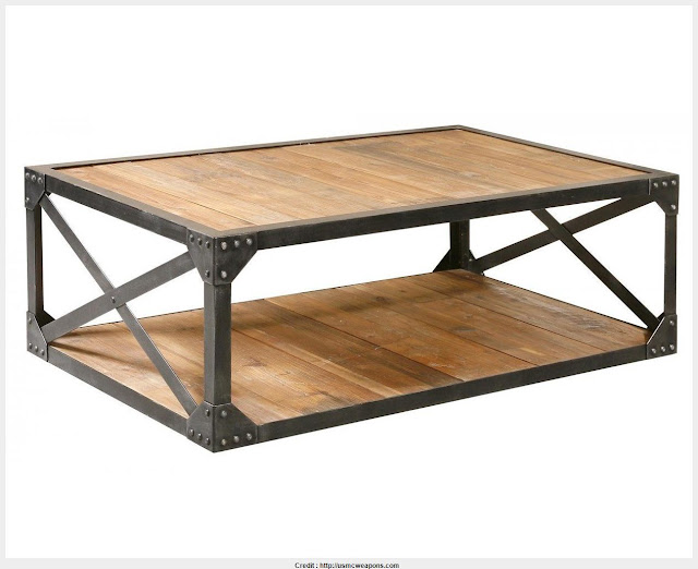 Cool Wood Cocktail Table HD