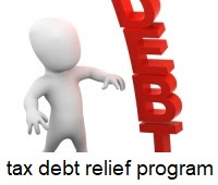 tax debt relief program