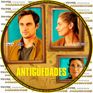 GALLETA ANTIGUEDADES - ANTIQUIES - 2018