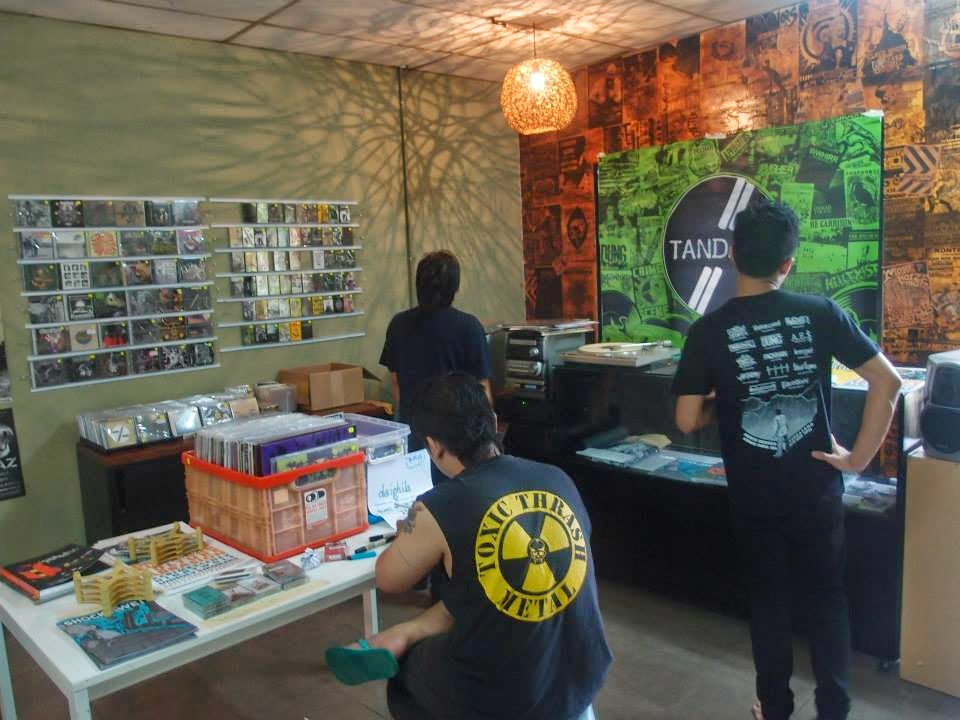 How Malaysia spent Record Store Day - TheHive Asia