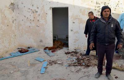 تعويضات عائلات تضررت منازلهم في أحداث بن قردان .