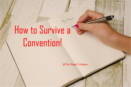 How to Survive Conventions