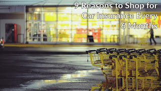 Why You Should Shop For Car Insurance Every 6 Months