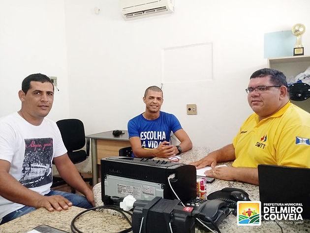Escolas municipais de Delmiro receberão ações de conscientização sobre trânsito seguro