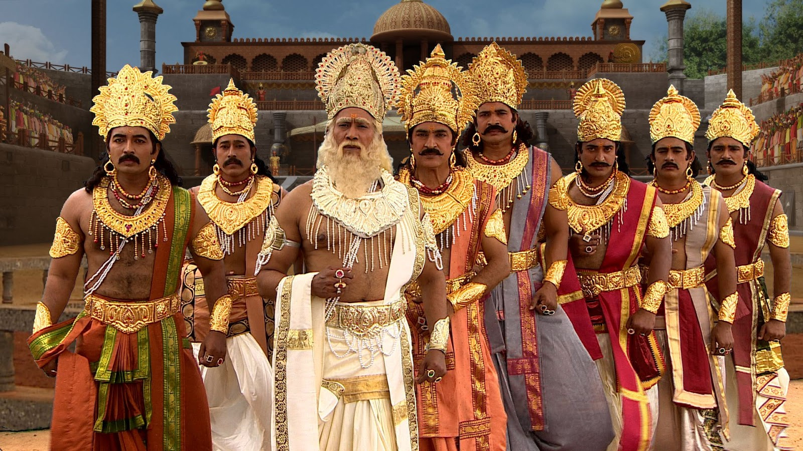 Sun Tv Serials Mahabharatham Full Videos Cassettes - Cds