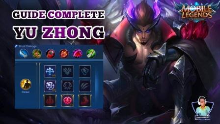 Guide Hero Yu Zhong Terbaru