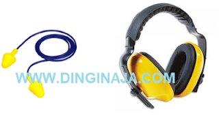 APD pelindung telinga ear muff
