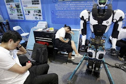 Peneliti Ciptakan Robot untuk Selamatkan Cadangan Air Dunia