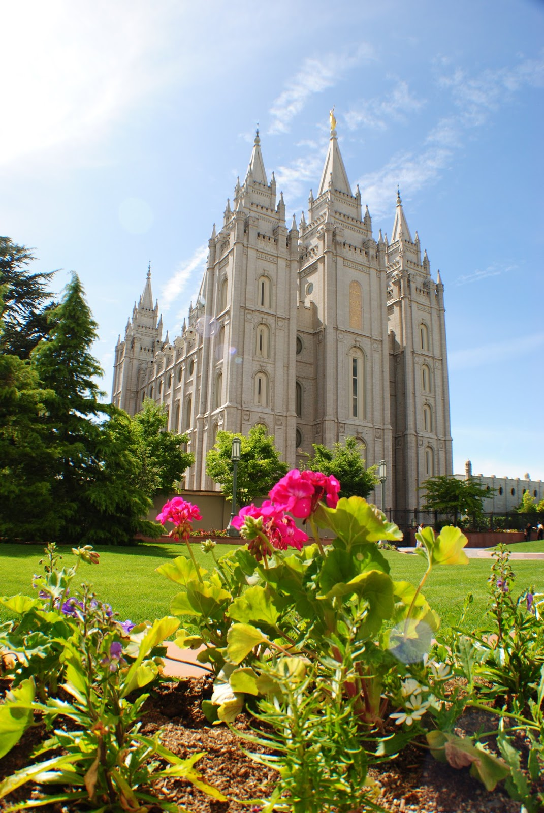 the mystery of utah history salt lake temple most expensive lds