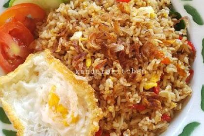 Uenak Tenan! Resep Nasi Goreng Kampung dan Manfaatnya