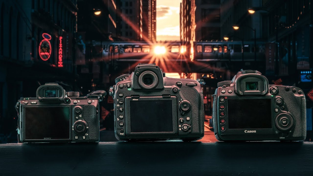 Epic challenge between the Sony A7RIII Nikon D850 and Canon 5D Mark IV!!! Checkout skintones low light dynamic range ergonomics and more. & Sony A7RIII vs Nikon D850 vs Canon 5D Mark IV | The Ultimate Camera ...