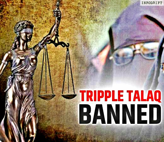 "Triple talaq: The passing of the ""historic"" ordinance from both of the houses of the Parliament of India is not at all less than the Independence day for the Muslim women..."