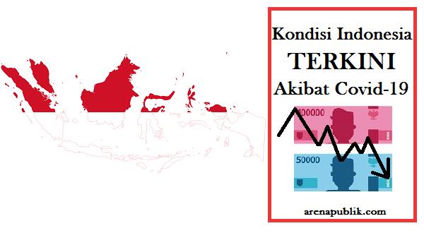 Kondisi Indonesia Akibat Virus Corona