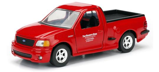 coleccion rapido y furioso, coleccion rapido y furioso jada tyos, coleccion rapido y furioso 1/32, Ford F-150