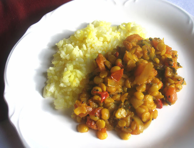 Yellow Split Pea Curry