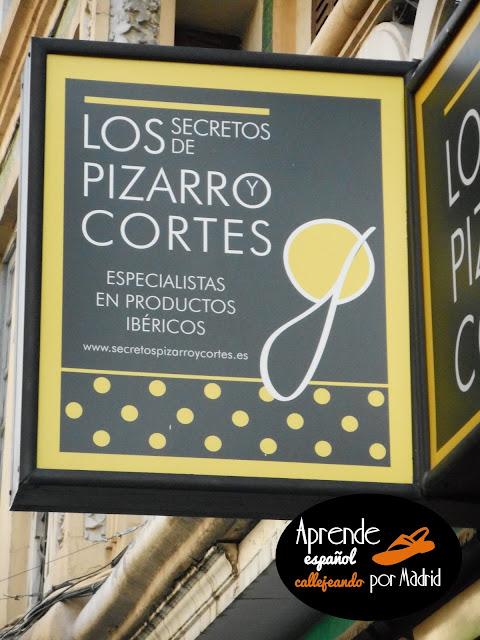 Aprende español callejeando por Madrid: La historia la escribes tú