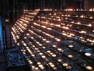 So many candles