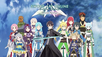 Download Game Sword Art Online Lost Song PC