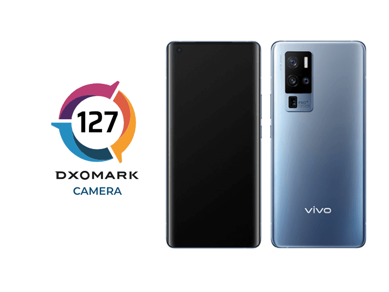 DXOMark: vivo X50 Pro+ scores 127, now in 3rd place after Mi 10 Ultra and P40 Pro!