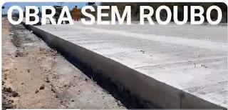 CONFIRA UMA OBRA SEM ROUBO