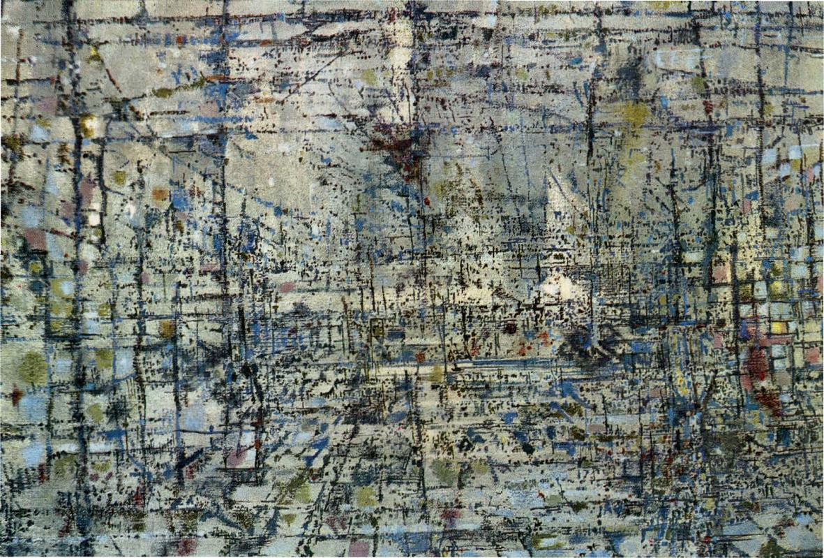 forma es vacío, vacío es forma: María Helena Vieira da Silva - pintura